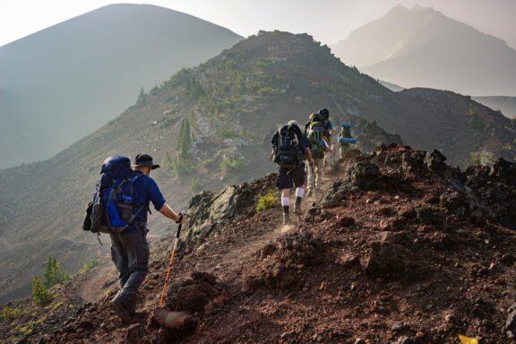 Pacchetto trekking DEMO