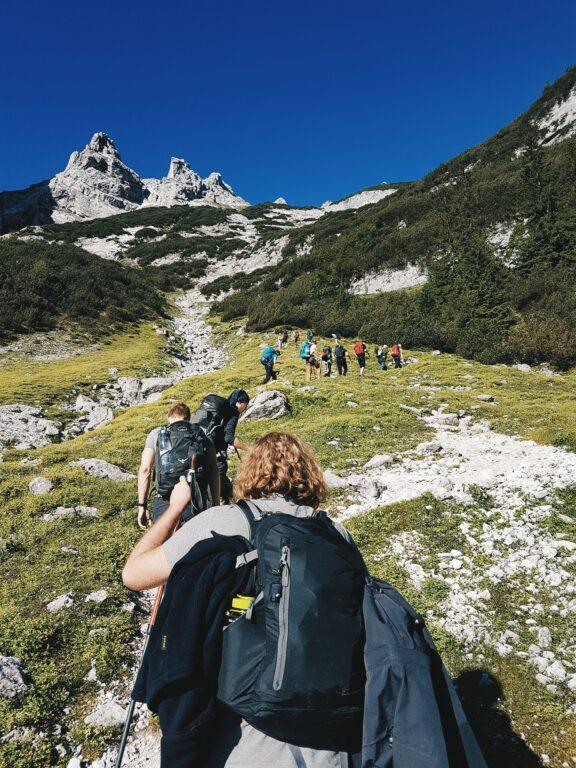demo pacchetto trekking 2